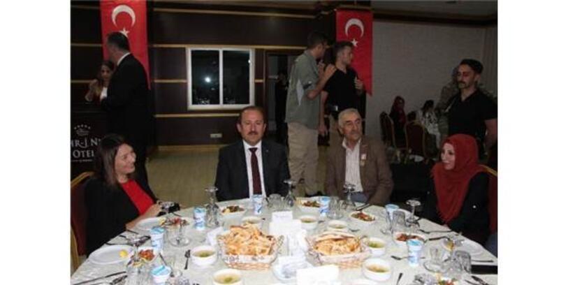 Şırnak'ta, Gaziler Günü Törenle Kutlandı