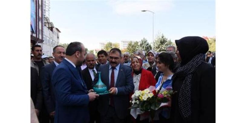 Kom Daire Başkanlığına Atanan Çorumlu, Kırıkkale'den Ayrıldı