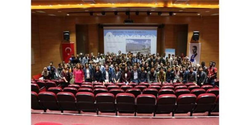 Onyedi Eylül Üniversitesi'nde Yabancı Öğrenciler İçin Oryantasyon Programı Düzenlendi