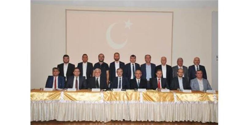 Konya'da Sivil Toplum Kuruluşlarından 'Barış Pınarı Harekatı'na Destek