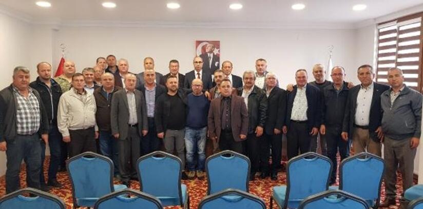 Babaeski'de Oda Ve Borsalardan 'Barış Pınarı Harekatı'na Destek