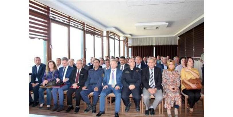 Bucak'ta Köylere Hizmet Götürme Birliği Toplantısı Yapıldı