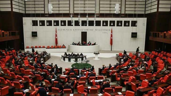 2020 yılı Bütçe Kanun Teklifi, TBMM'ye sunuldu