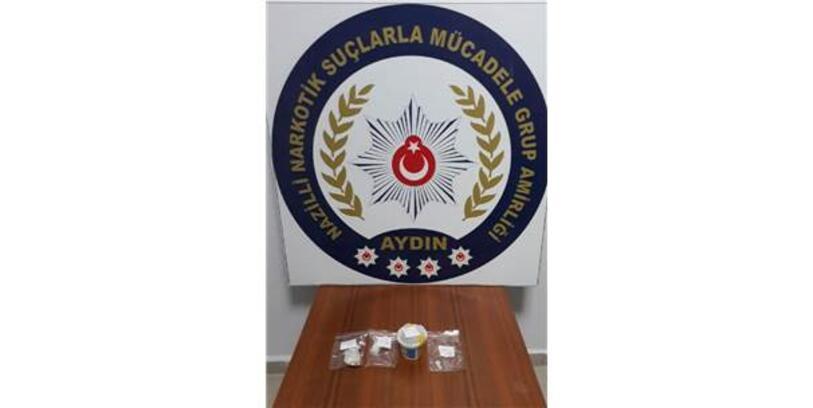 Nazilli'de Uyuşturucuya 1 Tutuklama