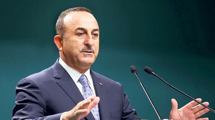 Çavuşoğlu: Taciz atışları 'kara propaganda' amaçlı
