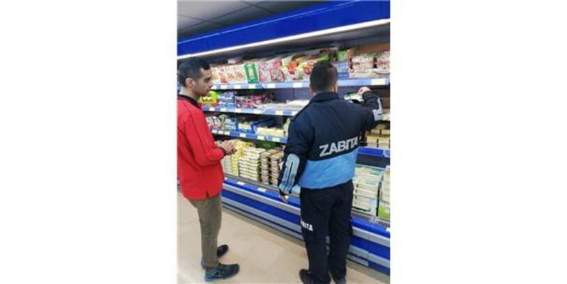 Çan Belediyesi Zabıta Ekipleri Gıda Denetimi Yaptı