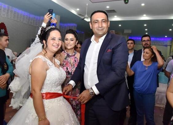 Eda'nın düğün hayali gerçek oldu