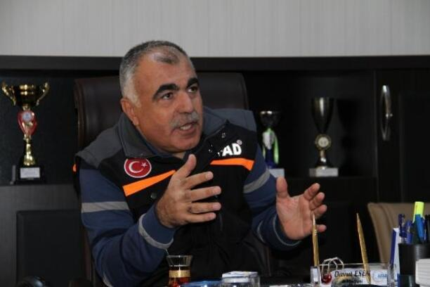 Mardin'de afet ve acil durumlarda toplanma alanları