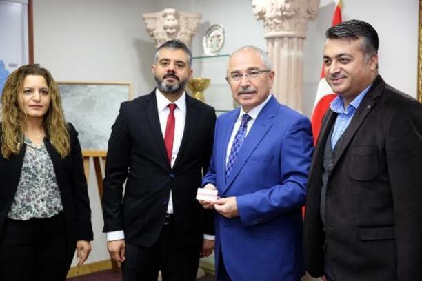 Mardin Valisi Yaman, organlarını bağışladı