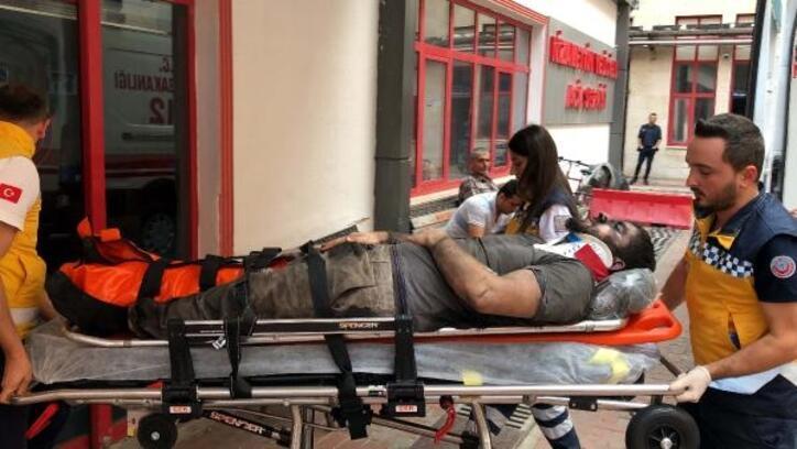 Maden ocağında göçük: 3 yaralı