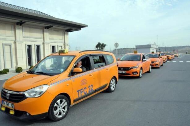 Büyükelçi Bağış'ı Prag'a taksiciler uğurladı