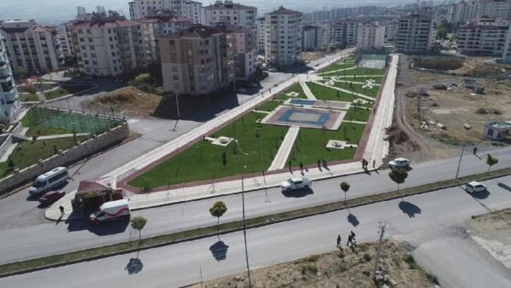 Elazığ'da toplanma alanları belirlendi