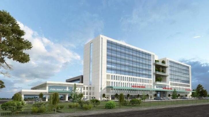 Burdur'a yeni devlet hastanesi