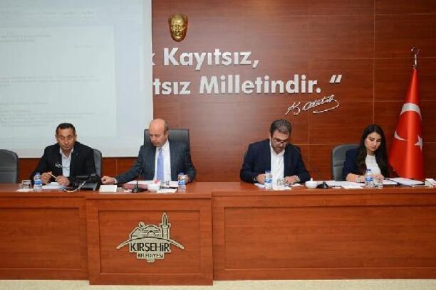 Kırşehir Belediyesinde maaş tartışması