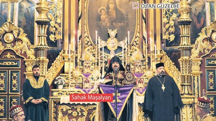 85. Ermeni Patriği Maşalyan oldu