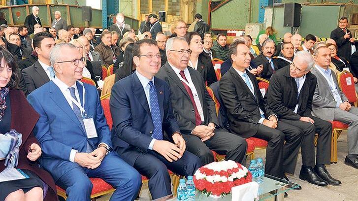 İstanbul'da deniz ulaşımı çalıştayı