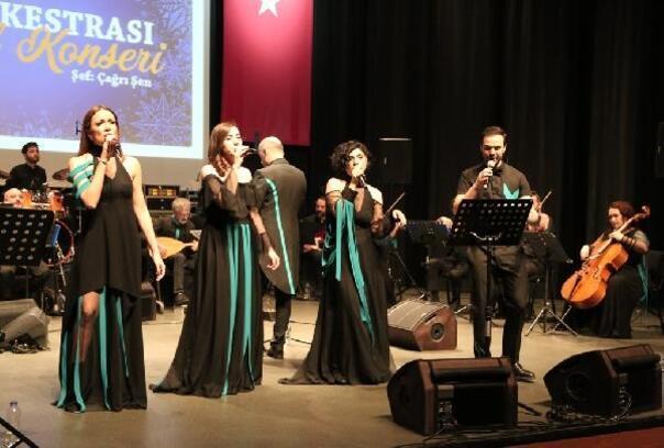 Nilüfer Kent Orkestrası'ndan yeni yıl konseri