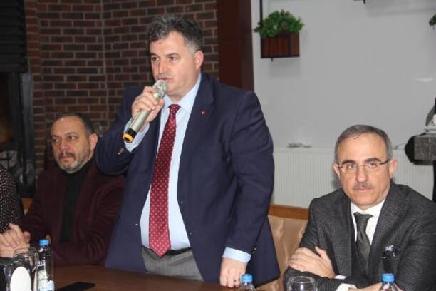 AK Parti İzmir İl Yönetim Kurulu Toplantısı Kınık'ta yapıldı
