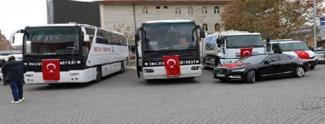 Başkan İlmek'ten 'Erciyes gezisi' müjdesi