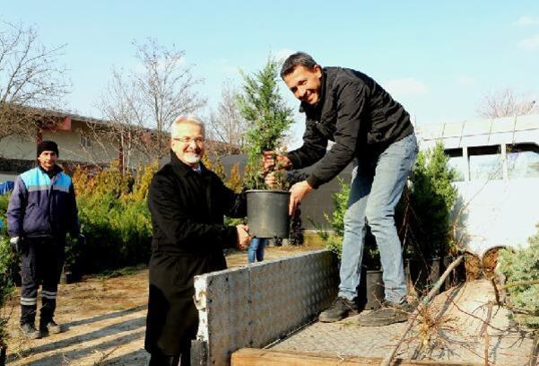 Nilüfer Belediyesi'nden yeşil seferberliğe tam destek