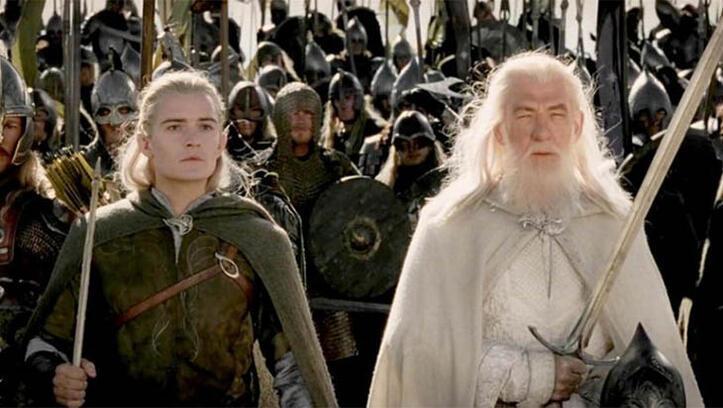 Lord of the Rings dizisinin kadrosu açıklandı