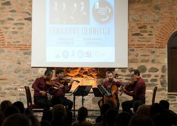 Osmangazi'de oda müziği konserleri başlıyor