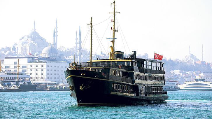 İstanbul'a deniz üstü  kültür merkezi