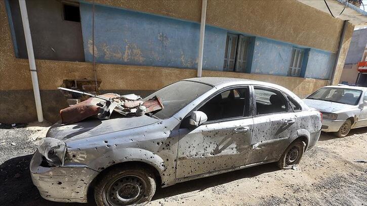 Hafter'in, Trablus'ta düzenlediği saldırıda ölü sayısı artıyor
