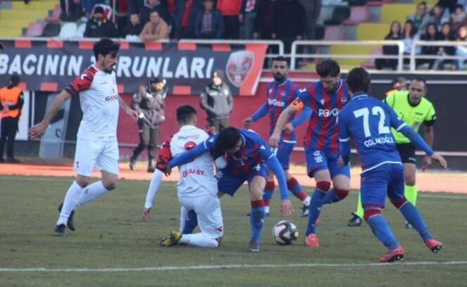 GMG Kastamonuspor-Niğde Anadolu FK: 2-1