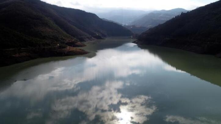 Yuvacık Barajı'nda su seviyesi yüzde 59'a ulaştı