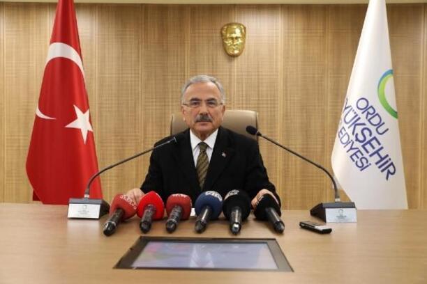 Ordu Büyükşehir Belediye Başkanı Güler: Bizde yanlışa yer yok