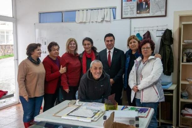 Bodrum'da 2 bin 859 kişi kurslarla yeni bir meslek öğrendi