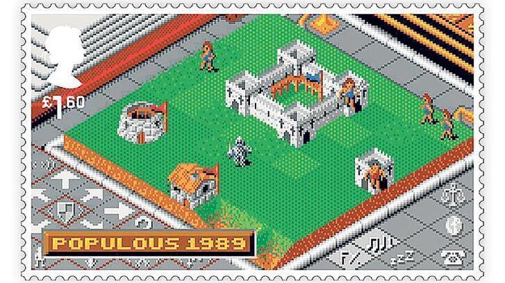 İngiliz Kraliyet Postası'ndan oyuncaklı pullar