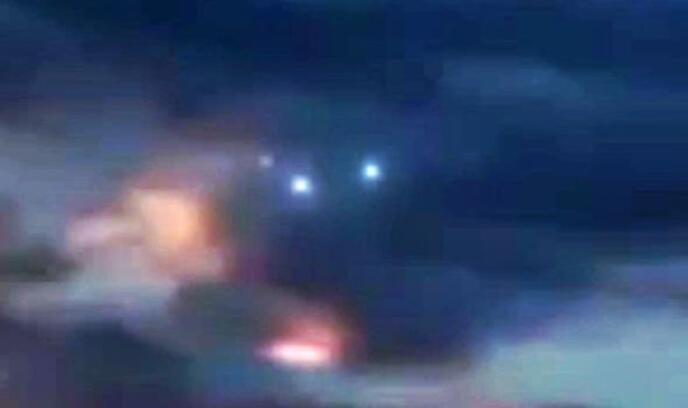 Arizona'da UFO donanması görüldü!