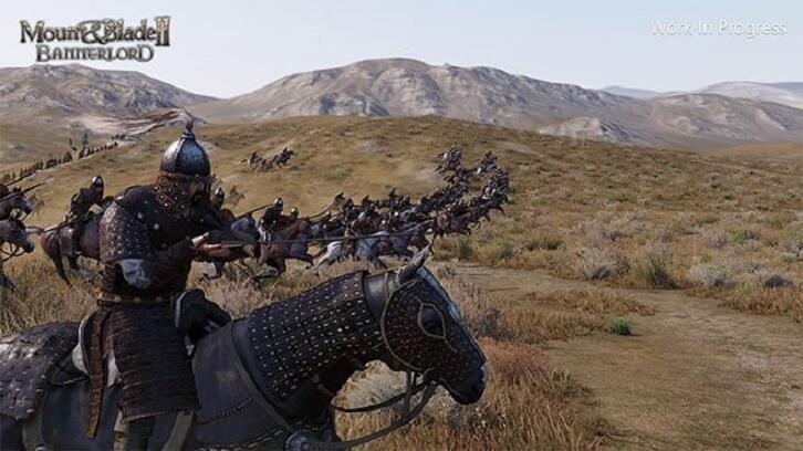 Mount & Blade II: Bannerlord çıkış tarihi ortaya çıktı!