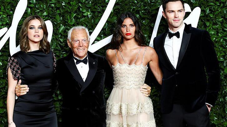 Giorgio Armani'den moda dünyasına 'tecavüz' suçlaması