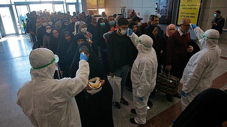 İran'da 'korona' karantinası! 10 gün boyunca iptal