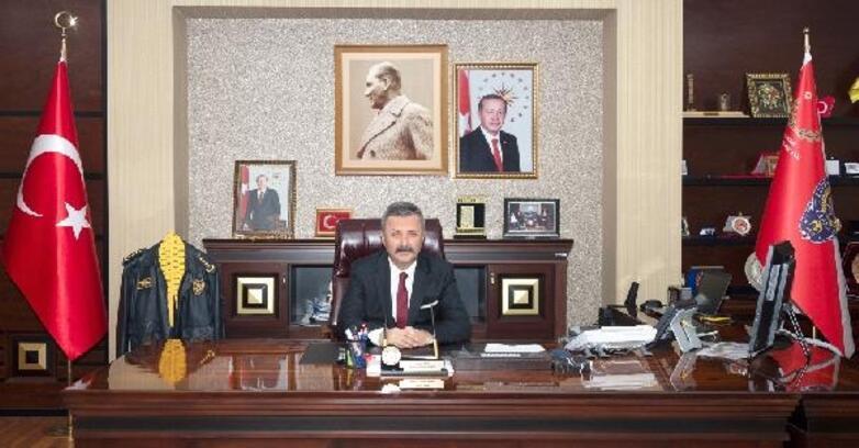 Bursa İl Emniyet Müdürü Aslan'dan Bursaspor taraftarına 'geçmiş olsun' mesajı