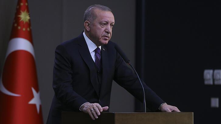 Cumhurbaşkanı Erdoğan'dan son dakika Rusya açıklaması