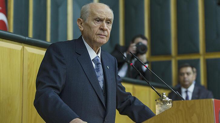 Son dakika... MHP lideri Bahçeli'den grup toplantısında önemli açıklamalar