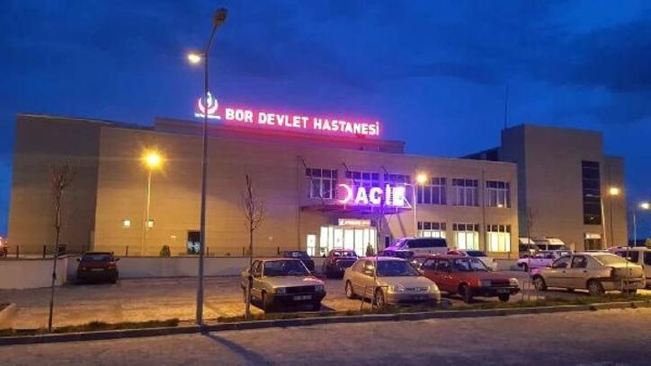 Bor Devlet Hastanesi'nde ziyaretçi saatleri değişti