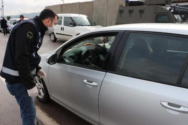 Hassa'da jandarma ve polisten 'Evde kal' çağrısı