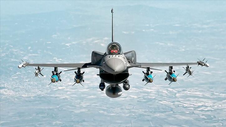 F-16'lara gelen yeni özellik için seri üretime geçildi!