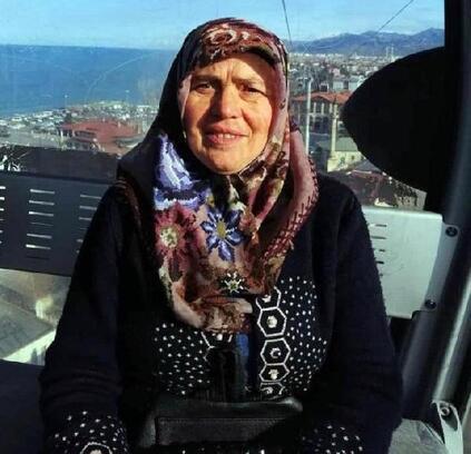 Trabzon'da kamyonetin çarptığı kadın öldü