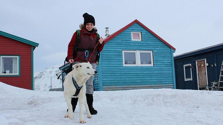 Sokağa silahsız çıkamayacağınız kasaba: Svalbard