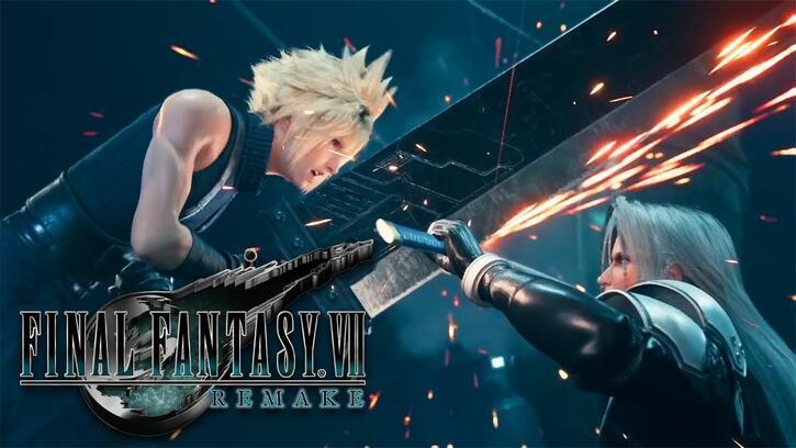 Final Fantasy VII Remake'in son fragmanı yayınlandı!