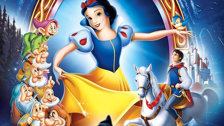 Pamuk Prenses ve 7 Cüceler Masalı (Hikayesi) Oku - Kırmızı elmayı yiyen prenses…