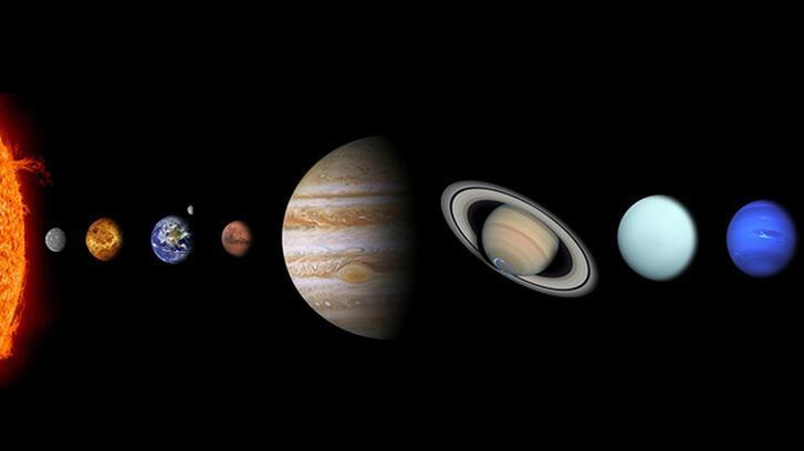 Gezegenler nelerdir?