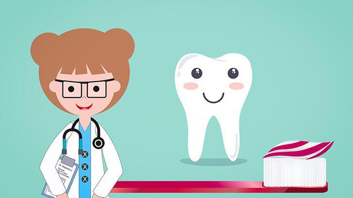 Dişlerimize yakından bakalım çürük var mı?