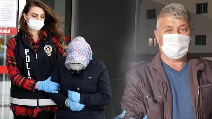Kızını cinsel ilişkiye zorlayan anne ve sevgilisi mahkemede birbirlerini suçladı